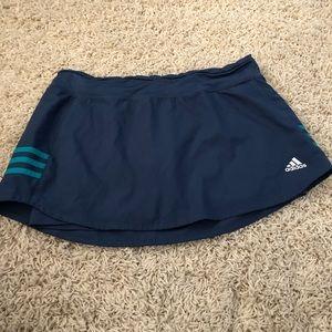 Adidas Blue skort